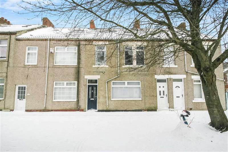 5 Bedrooms Terraced House for sale in Harrow Street, Shiremoor, Newcastle Upon Tyne