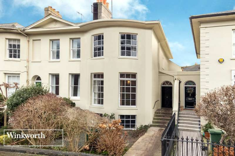 4 Bedrooms House for sale in Hanover Crescent, Brighton, East Sussex, BN2