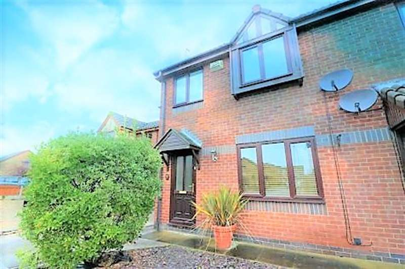 3 Bedrooms House for sale in St. Austell Close, Wirral, CH46 6FG