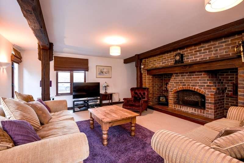 5 Bedrooms Detached House for rent in Abingdon Road Burcot OX14