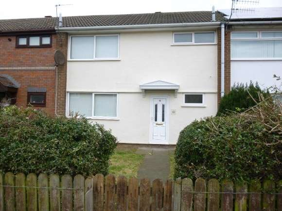 3 Bedrooms Terraced House for rent in Ollerton Close, Prenton, Wirral