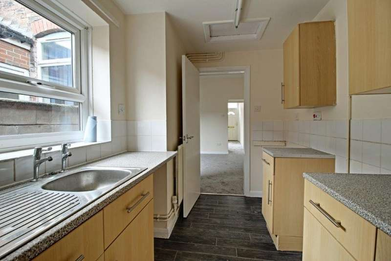 2 Bedrooms Terraced House for sale in Edge Street Burslem Stoke-on-Trent ST6