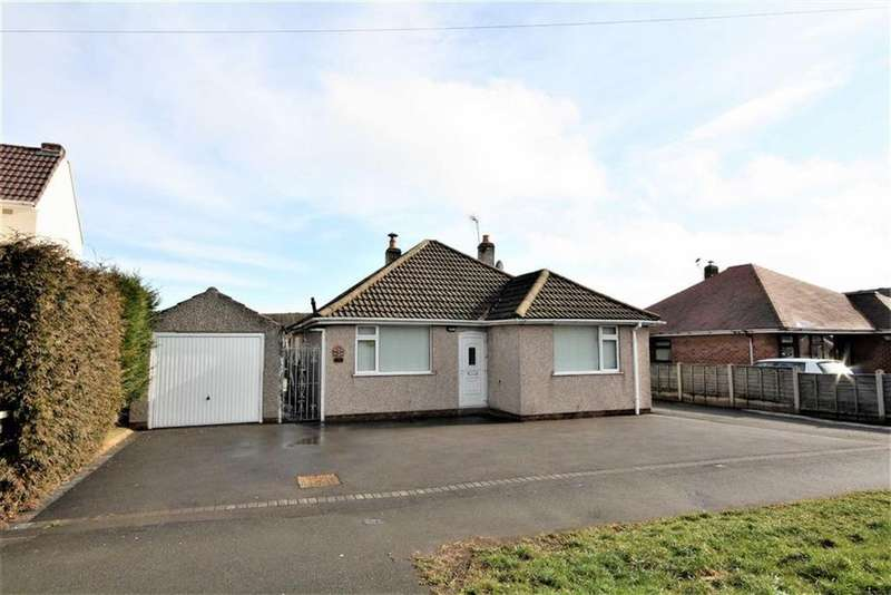 3 Bedrooms Detached Bungalow for sale in Bermuda Road, Stockingford, Nuneaton