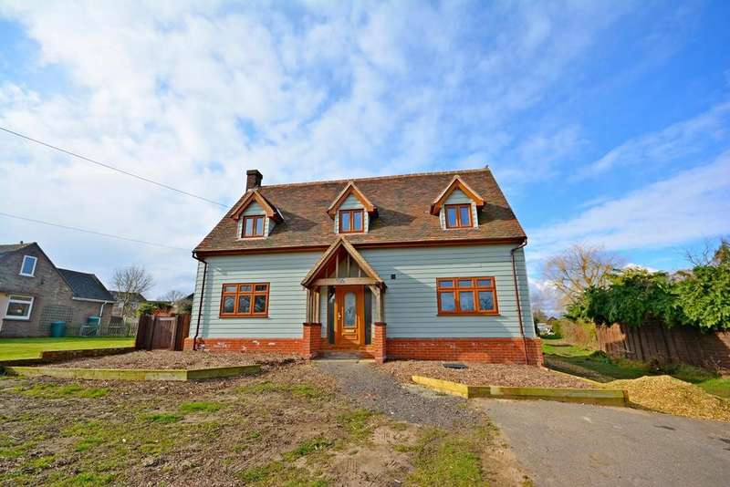 3 Bedrooms Detached House for sale in Shalford Road, Rayne, Braintree, Essex, CM77