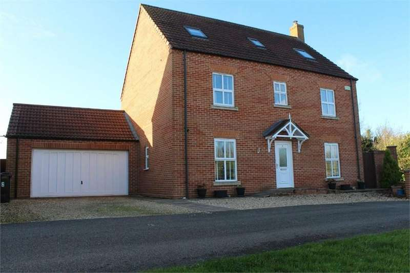 5 Bedrooms Detached House for sale in Blasson Way, Billingborough, Sleaford, NG34