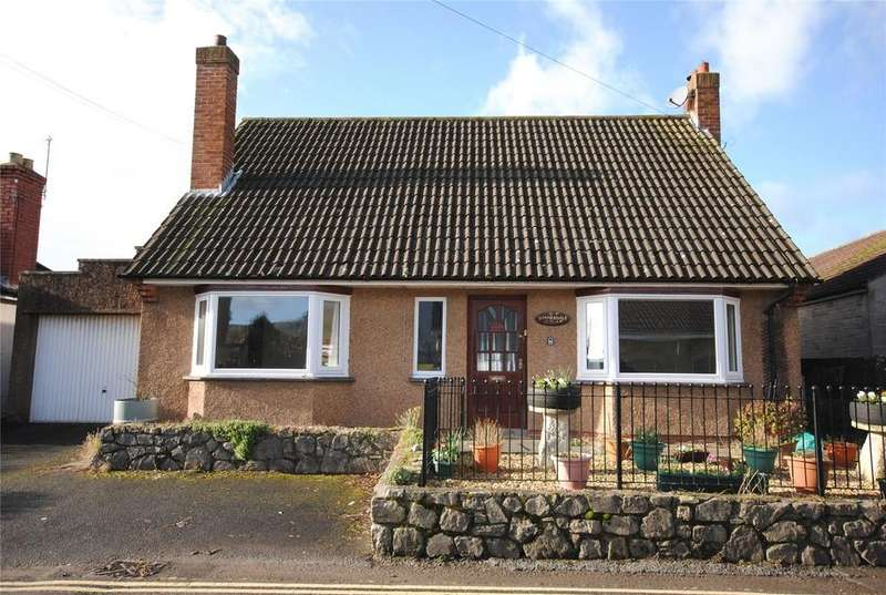 3 Bedrooms Detached Bungalow for sale in The Hayes, Cheddar