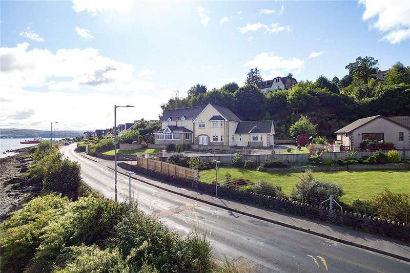 5 Bedrooms Detached House for sale in The East Gate Lodge, Hunters Quay, Dunoon, Argyll and Bute