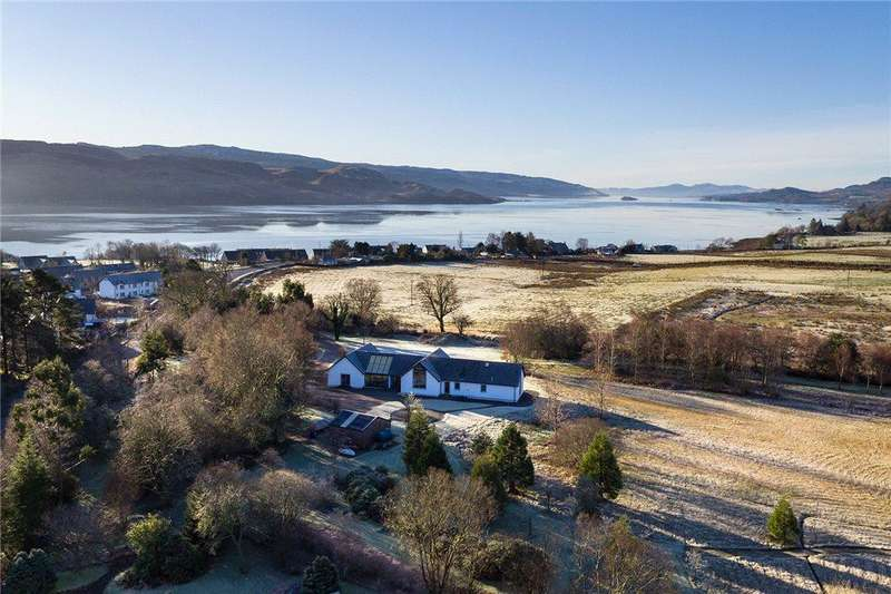 4 Bedrooms Detached House for sale in Furnace, Inveraray, Argyll and Bute