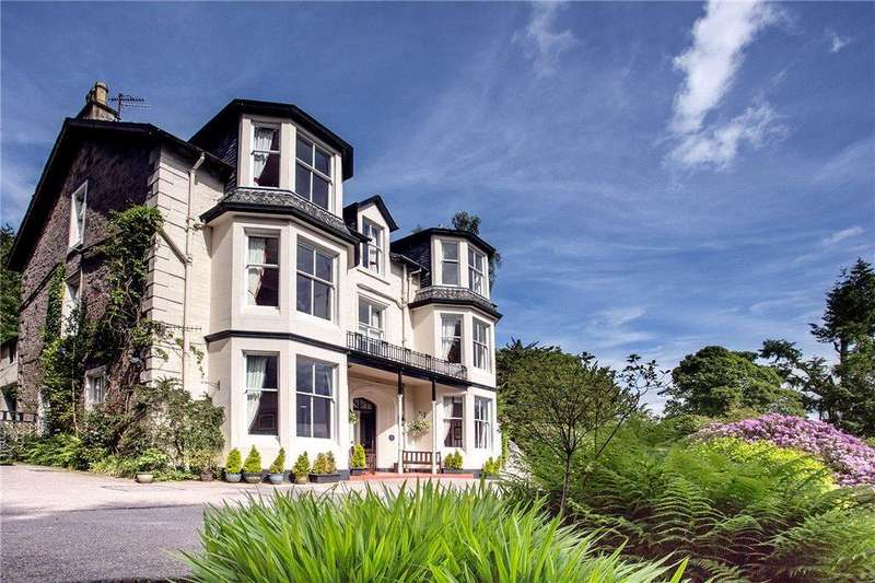 8 Bedrooms Detached House for sale in Abbots Brae Hotel Land, 55 Bullwood Road, Dunoon, Argyll and Bute