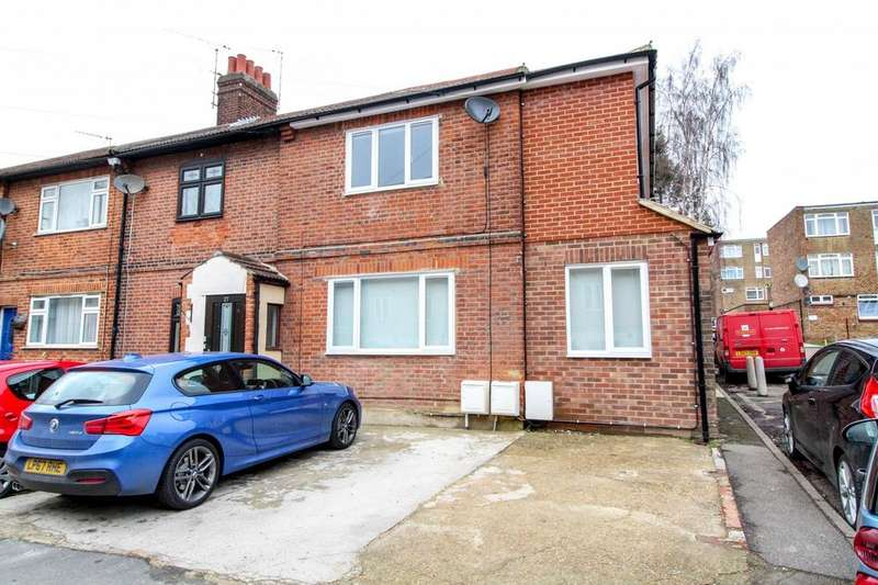 2 Bedrooms Maisonette Flat for sale in St. James Road, Brentwood, Essex, CM14