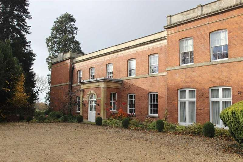 2 Bedrooms Flat for sale in Litley Court, Hampton Park Road, Hereford