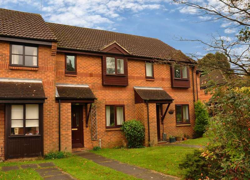 3 Bedrooms Terraced House for sale in Mercers Row, St Albans, AL1