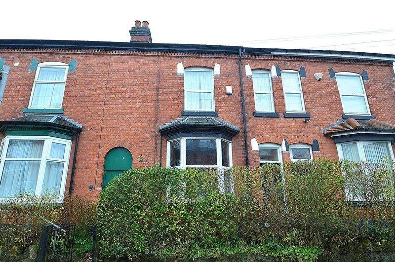 3 Bedrooms Terraced House for sale in Institute Road, Kings Heath, Birmingham, B14