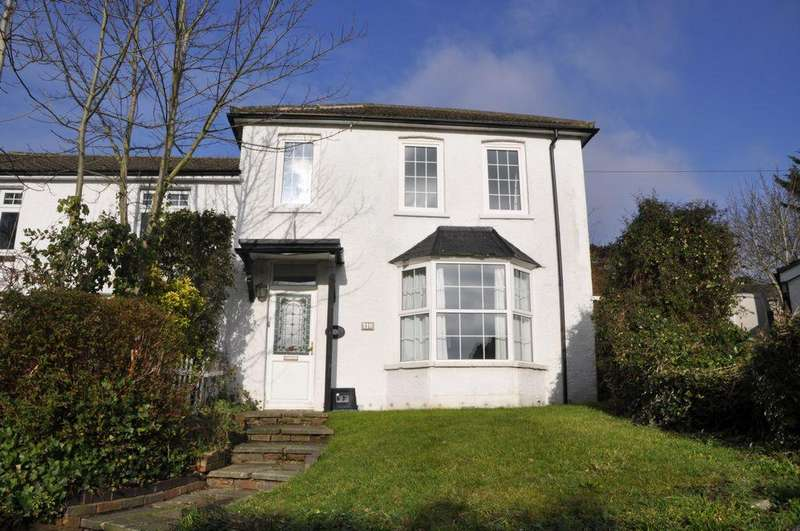 4 Bedrooms Semi Detached House for sale in Quakers Lane, Potters Bar, EN6