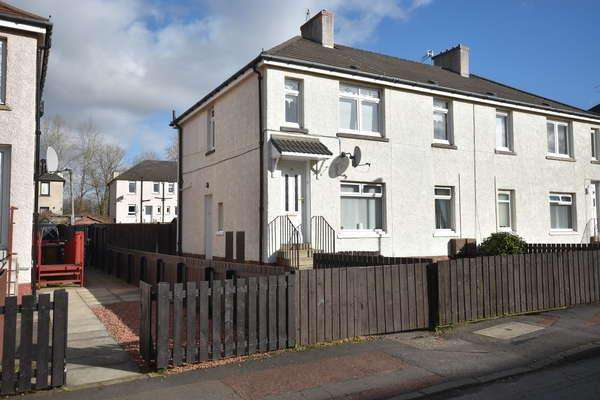 2 Bedrooms Flat for sale in 16 Duke Street, Motherwell, ML1 1DU