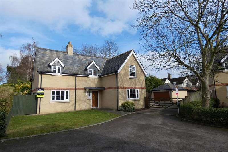 4 Bedrooms Detached House for rent in Mill Park Gardens, Mildenhall