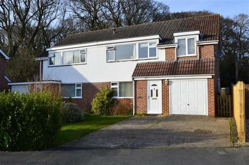 4 Bedrooms Semi Detached House for sale in Cutlers Place, Wimborne, Dorset