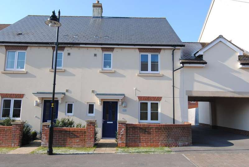 3 Bedrooms Terraced House for sale in Amesbury, Salisbury