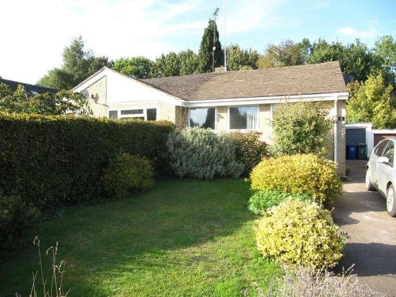 2 Bedrooms Semi Detached Bungalow for rent in Hook Norton