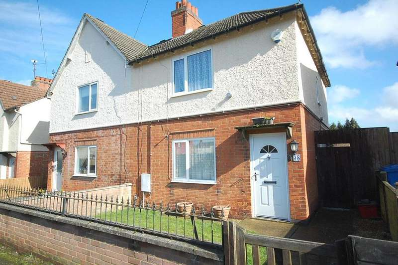 3 Bedrooms Semi Detached House for sale in Spencer Street, Rothwell, Kettering