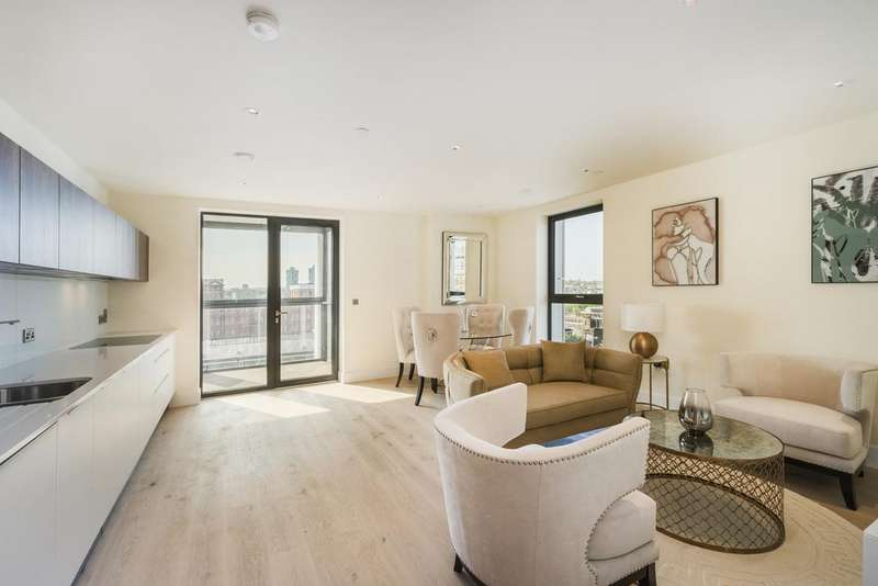 2 Bedrooms Flat for sale in Foundry House, 5 Lockington Road