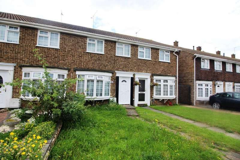 2 Bedrooms Terraced House for sale in Leycroft Gardens Erith DA8