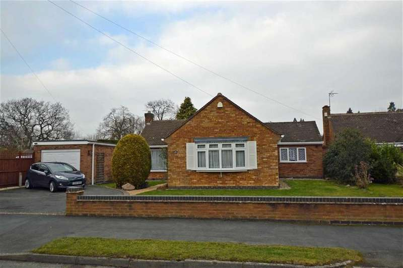 2 Bedrooms Detached Bungalow for sale in Barry Drive, Kirby Muxloe