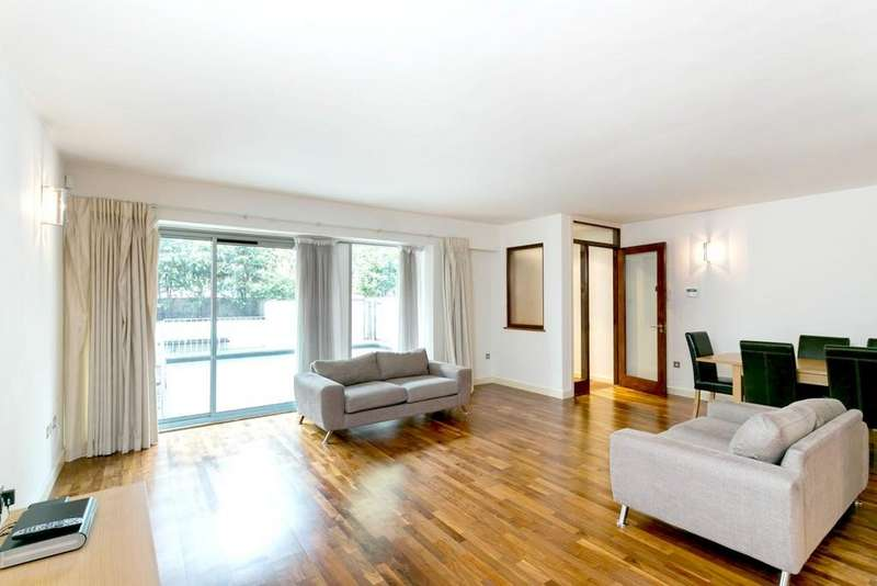 3 Bedrooms Apartment Flat for sale in Abbey Road, St Johns Wood