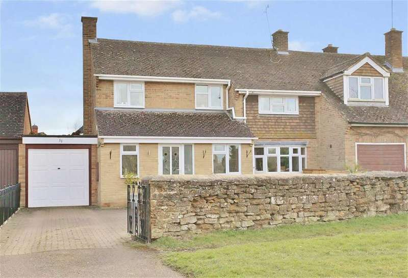 3 Bedrooms Semi Detached House for sale in The Green, Shutford