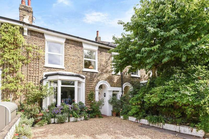 5 Bedrooms Terraced House for sale in Spenser Road, Herne Hill