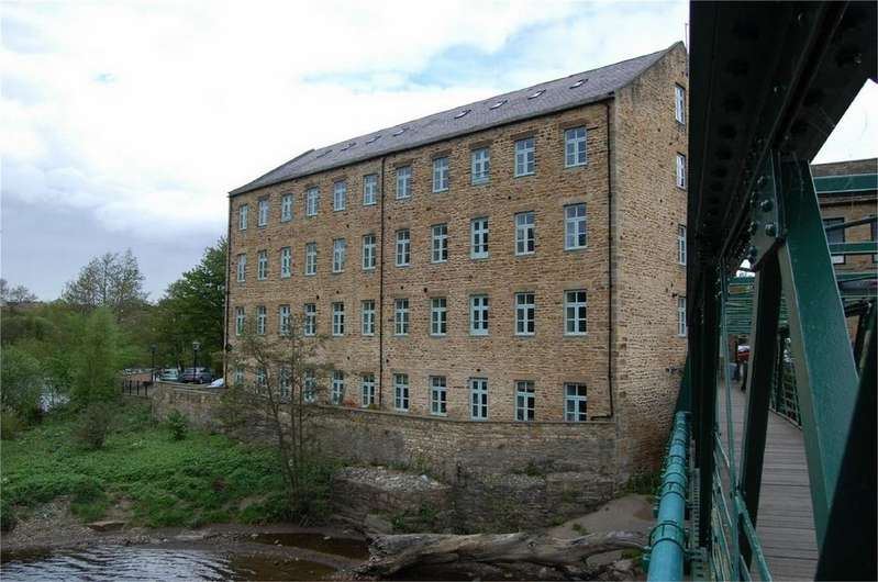 3 Bedrooms Flat for sale in Apartment 16, Thorngate Mill, Thorngate, Barnard Castle, Durham