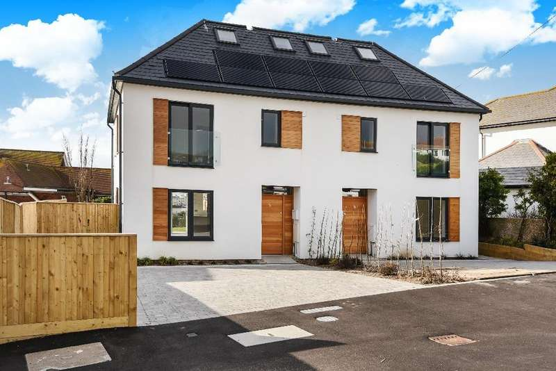 4 Bedrooms Semi Detached House for sale in Aquavista, Marine Drive Brighton BN2