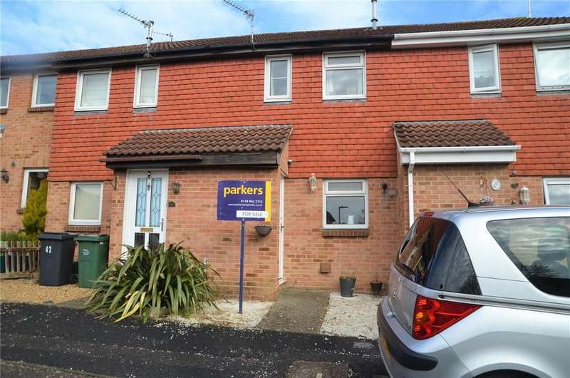 2 Bedrooms Terraced House for sale in Pemberton Gardens, Calcot, Reading, Berkshire, RG31