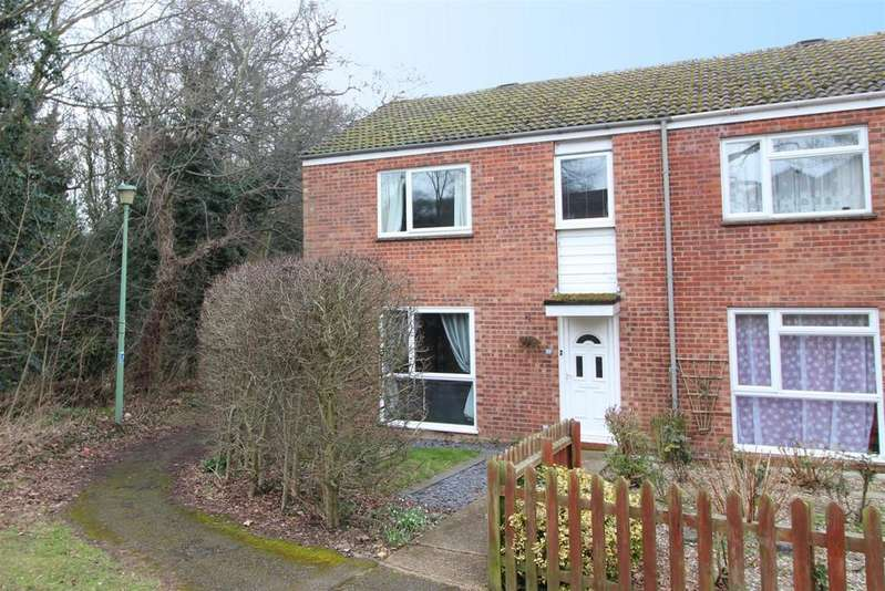 3 Bedrooms End Of Terrace House for sale in Grange Walk, Bury St Edmunds