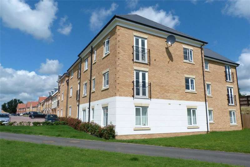 2 Bedrooms Apartment Flat for sale in Warwick Crescent, Laindon, Essex, SS15