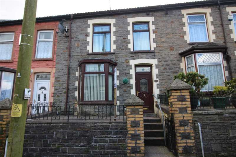 2 Bedrooms Terraced House for sale in Kenry Street, Tonypandy