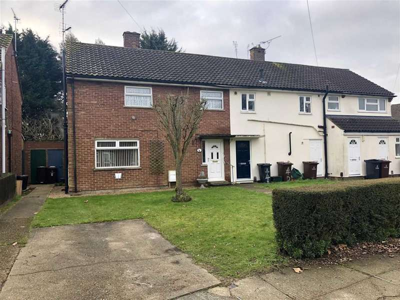 3 Bedrooms Semi Detached House for sale in Pebmarsh Close, Colchester