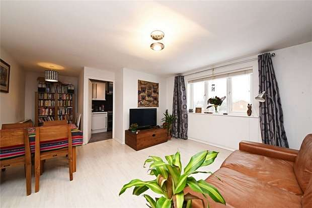 2 Bedrooms Flat for sale in Blackdown Close, East Finchley, N2