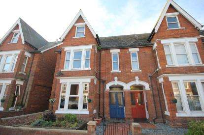 1 Bedroom Flat for sale in St. Augustines Road, Bedford, Bedfordshire