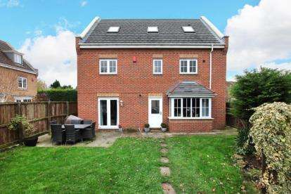 5 Bedrooms Detached House for sale in Elton Lane, Sunnyside, Rotherham, South Yorkshire