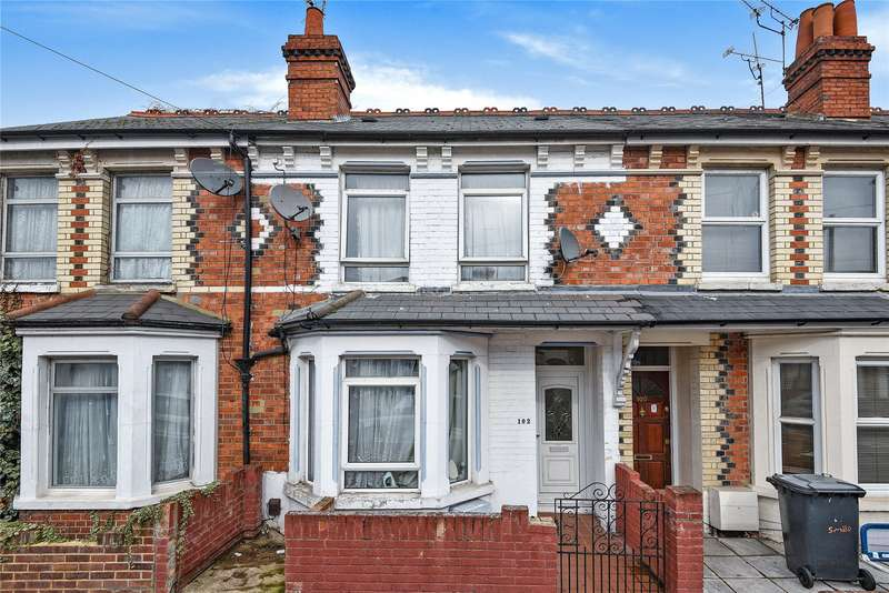 3 Bedrooms Terraced House for sale in Catherine Street, Reading, Berkshire, RG30