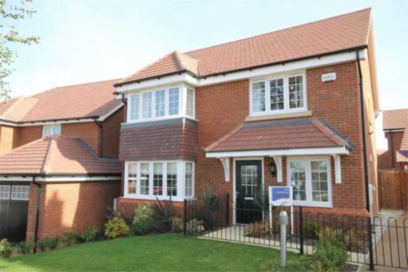 4 Bedrooms Detached House for sale in The Canterbury, St Marys, Kings Field, Biddenham