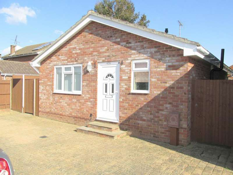 2 Bedrooms Bungalow for sale in Van Gogh Place, North Bersted, Bognor Regis, West Sussex, PO22 9BY