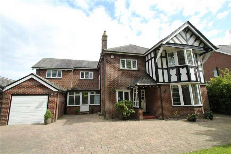 5 Bedrooms Detached House for rent in Planetree Road, Hale