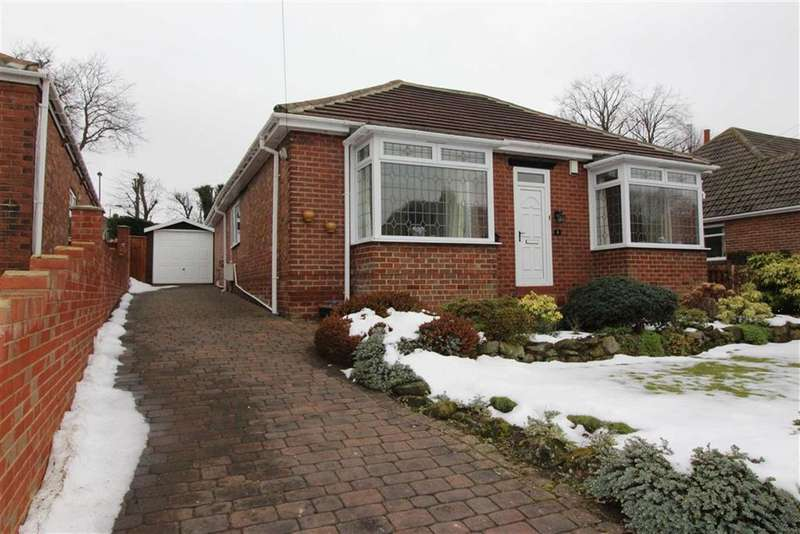 3 Bedrooms Detached Bungalow for sale in Highbury Avenue, Springwell, Gateshead