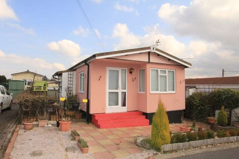 2 Bedrooms Mobile Home for sale in Plymouth Road, Chudleigh Knighton