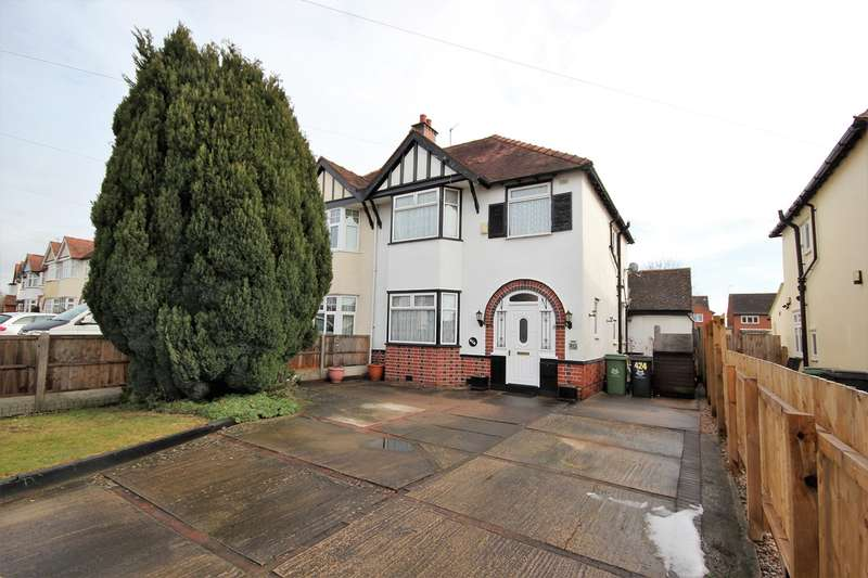 3 Bedrooms Semi Detached House for sale in Ombersley Road, Claines, Worcester, WR3