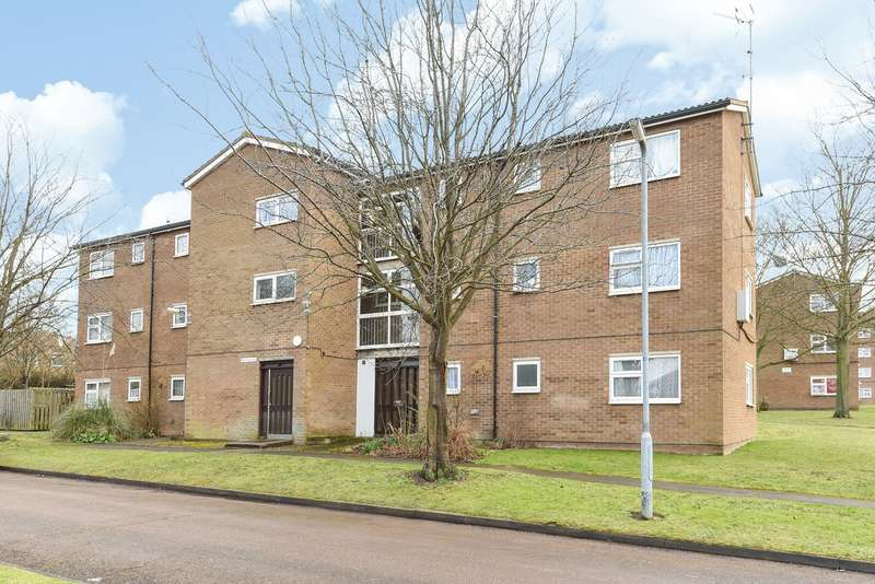 2 Bedrooms Flat for sale in Desborough Road, Hitchin, SG4