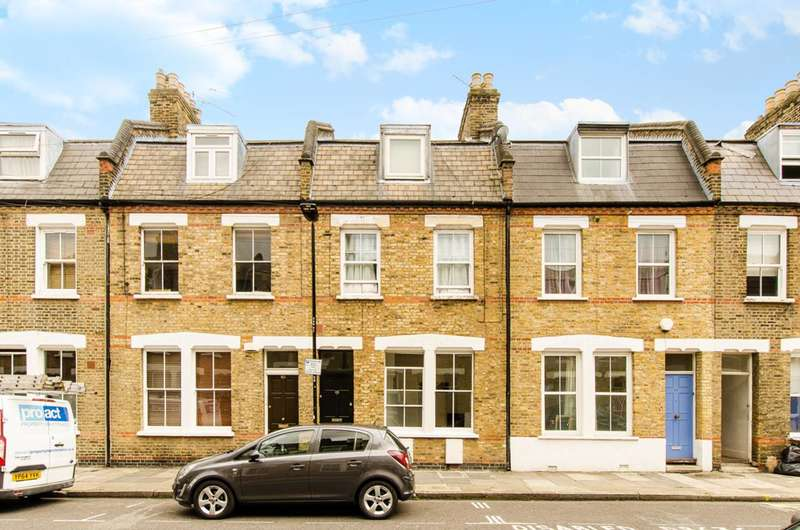 1 Bedroom Flat for sale in Senrab Street, Stepney, E1