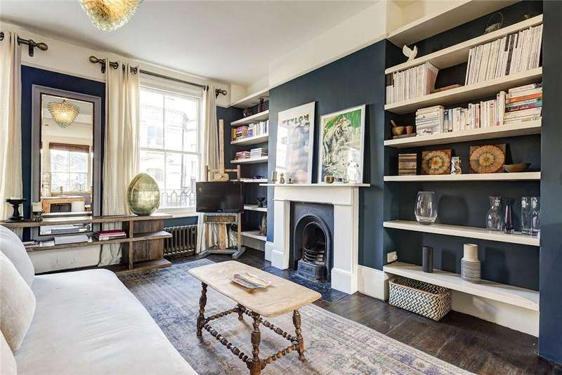 3 Bedrooms Maisonette Flat for sale in Bonchurch Road, North Kensington/Notting Hill, London, W10
